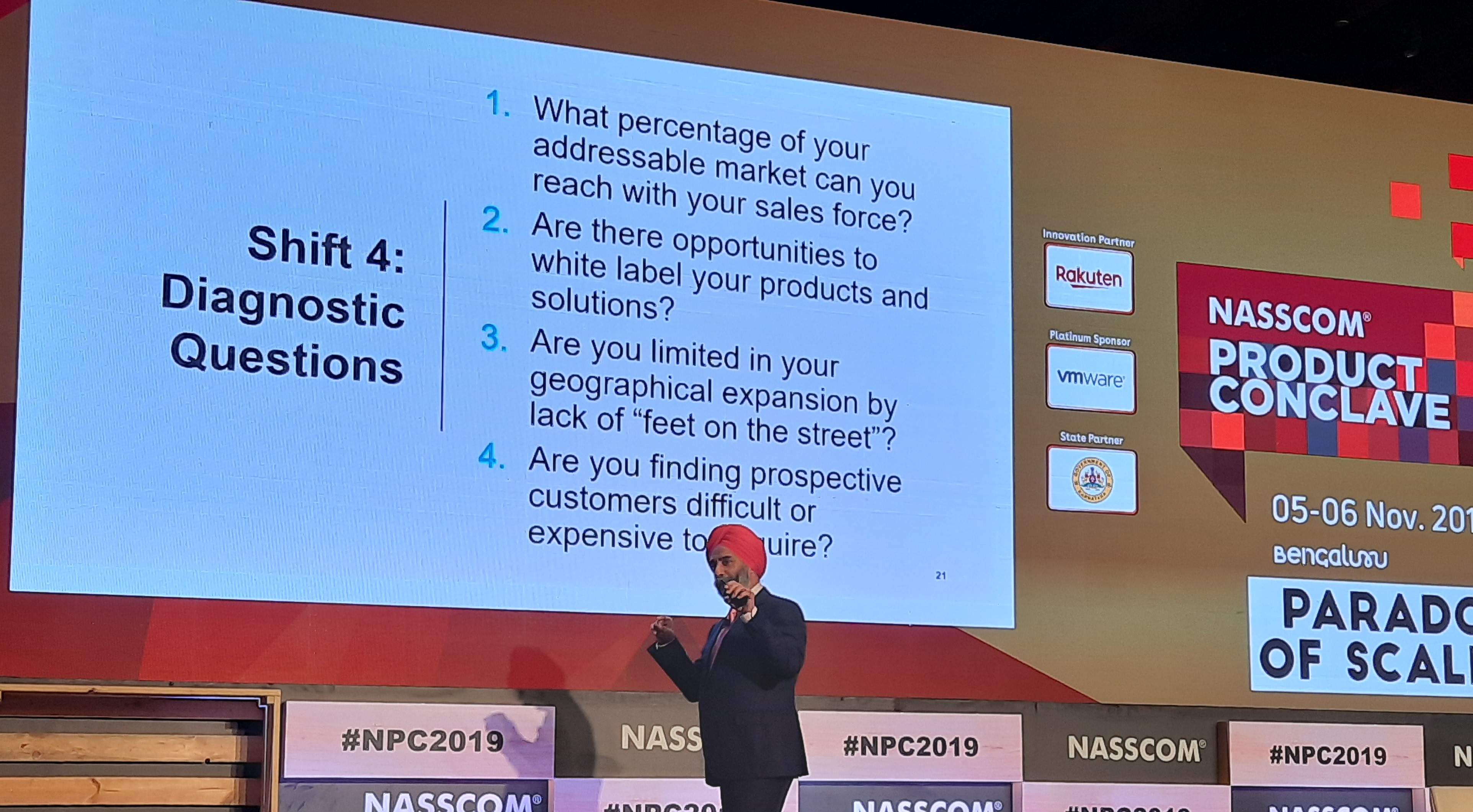 Paradox of Scaling (NPC2019)